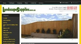 Fencing Stanwell Park - Landscape Supplies and Fencing